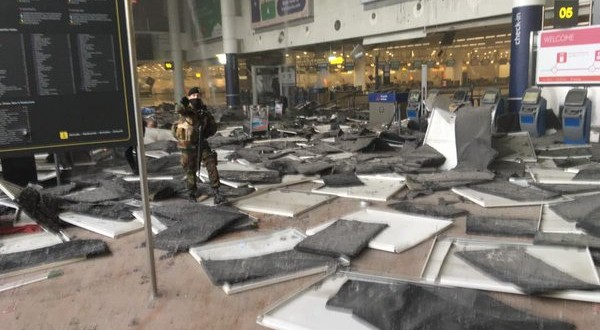 Brussels attacks: Two brothers behind Belgium bombings