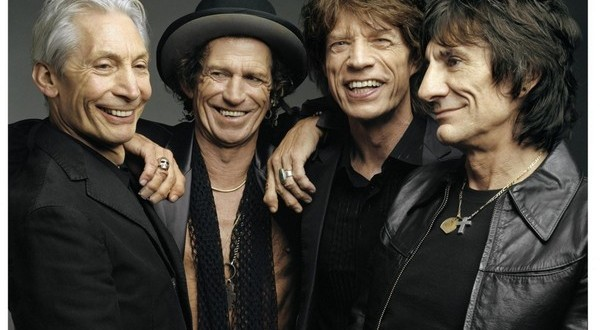 The Rolling Stones arrived in Havana for a free concert