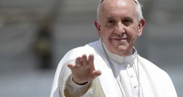 Pope wishes peace in Ukraine in Easter message