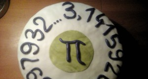 Today is a once-in-a-century Pi Day