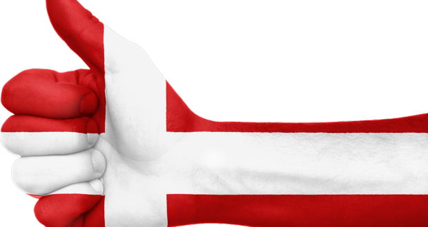 Denmark wins 'world's happiest country' title