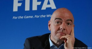 Panama Papers: Swiss police raid UEFA HQ over Gianni Infantino named in documents