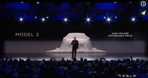 Tesla Model 3 release set for 2017