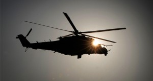 Armenian armed forces down Azeri helicopter in Nagorno-Karabakh conflict area