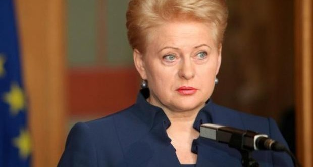 Lithuanian President: Ukraine has always been and will stay in Europe