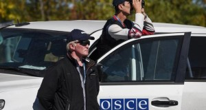 OSCE warns of 'worrying levels' of cease-fire violations in eastern Ukraine