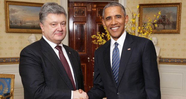 Ukraine and US to develop strategic partnership