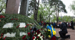 30th anniversary of Chornobyl: Ukrainian President honored memory of liquidators and victims of disaster