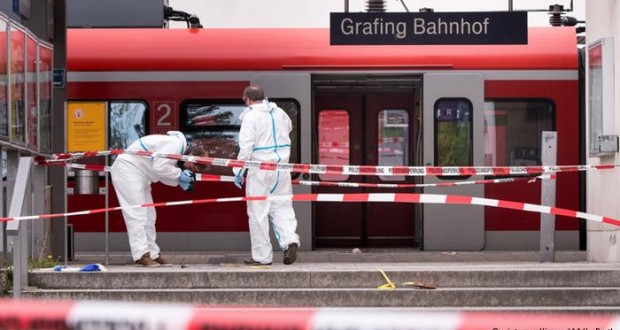 One man killed, three injured in knife attack in Germany
