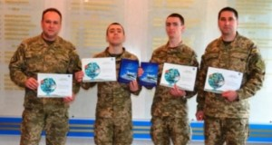 Ukrainian military programmers win NASA's Space Apps Challenge 2016