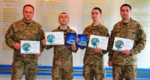 Ukrainian military programmers win NASA's Space Apps Challenge 2016