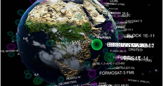 All Continents Up to NASA's Challenge: Inspired by Technology, United by Fascination