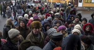 Ukraine's 'forgotten' elderly people struggle to survive in war zone