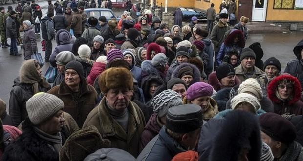Ukraine's 'forgotten' elderly people struggle to survive in war zone