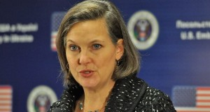 US Assistant Secretary Victoria Nuland comes to Russia to discuss situation in eastern Ukraine