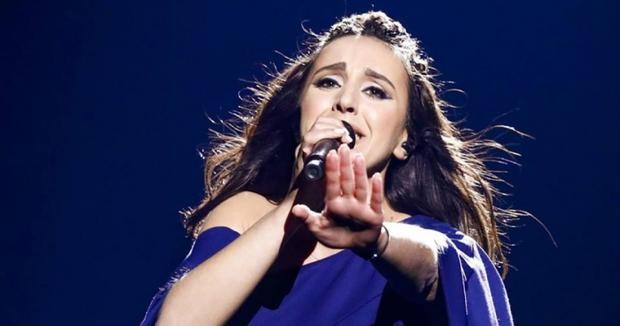 Ukrainian singer Jamala won Eurostory Award 2016 for best line in her Eurovision song