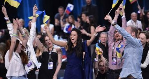Ukrainian President congratulated Jamala on winning at Eurovision song contest