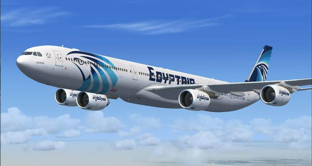 EgyptAir flight from Paris to Cairo missing