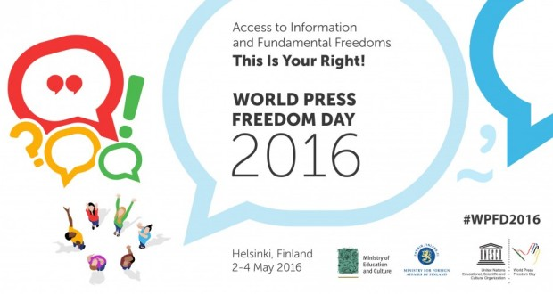 World Press Freedom Day 2016: Azerbaijan journalist released from prison