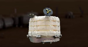 Astronauts entered the inflated BEAM habitat for the first time today
