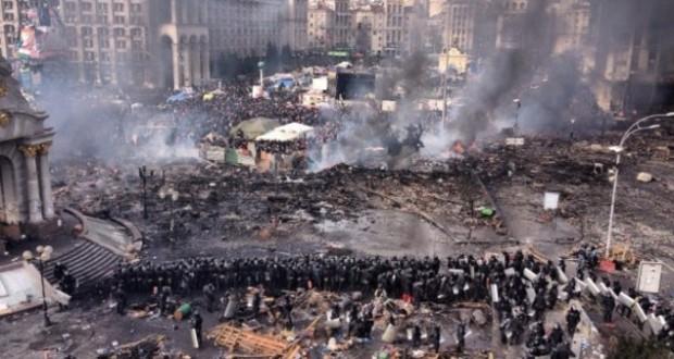 Dystopian Ukraine novel, written on Facebook during protests, gets English translation