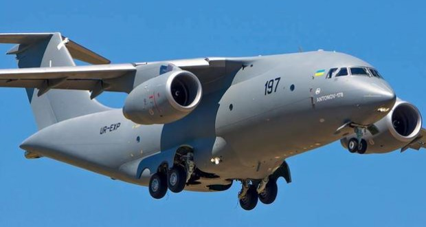 Azerbaijan to buy 10 Ukrainian An-178 aircraft