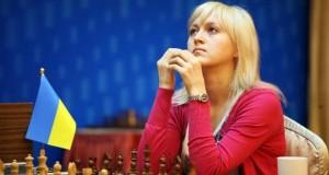 Ukrainian Anna Ushenina wins European Chess Championship