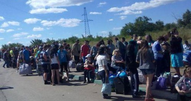 Over 40% of Ukrainians have positive attitude towards displaced persons