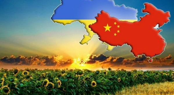 Ukraine's trade office opens in China
