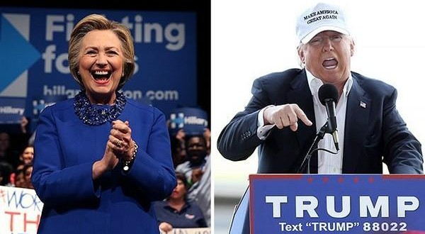 CNN: Poll shows Clinton with battleground leads