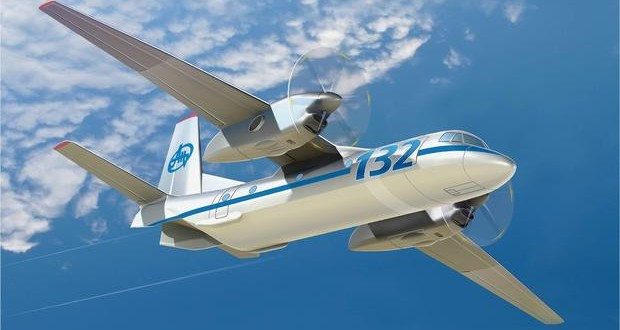 Antonov and Pratt & Whitney Canada sign MOU