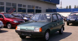 Ukraine's automobile production slowed sharply