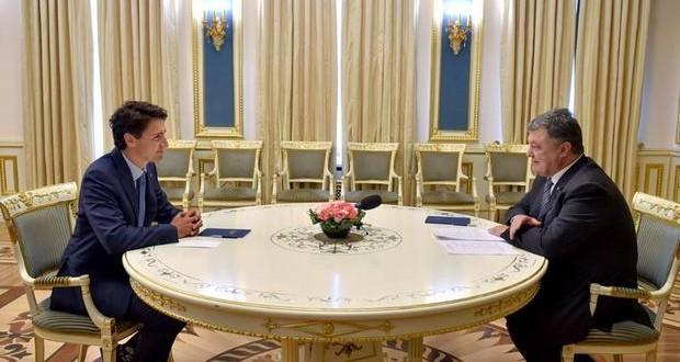 Ukraine and Canada begin consultations on visa regime liberalization for Ukrainians