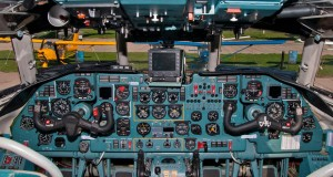 Antonov aircrafts will be equipped with Canadian cockpit avionics