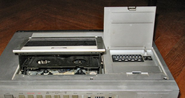 The last VCR manufacturer to stop production