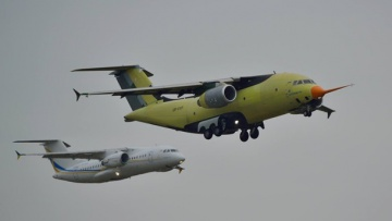 Ukraine's aerospace Industry to develop NATO-nation partnerships