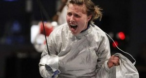 Ukraine's second medal in Rio 2016: Olga Kharlan wins bronze in fencing