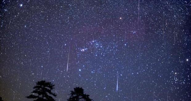 Watch Perseid meteor shower tonight