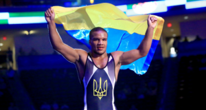 Wrestler Beleniuk bags fourth Olympic silver medal for Ukraine