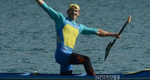 Rio 2016: Canoeist Cheban bags second gold for Ukraine