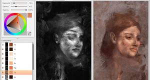 X-Ray technology reveals woman hidden behind Degas portrait