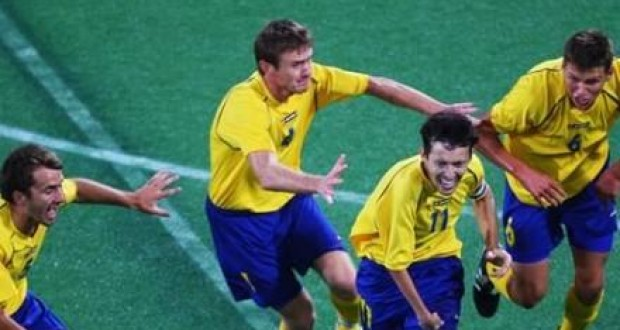 Ukraine secures two more golds in Rio Paralympics: football, table tennis