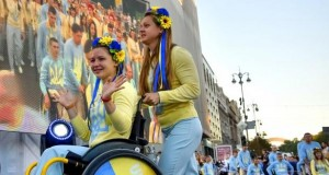 Ukraine takes third place in Rio Paralympics 2016 medal count