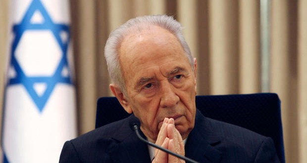 Shimon Peres, Israel's last founding father, dies at 93