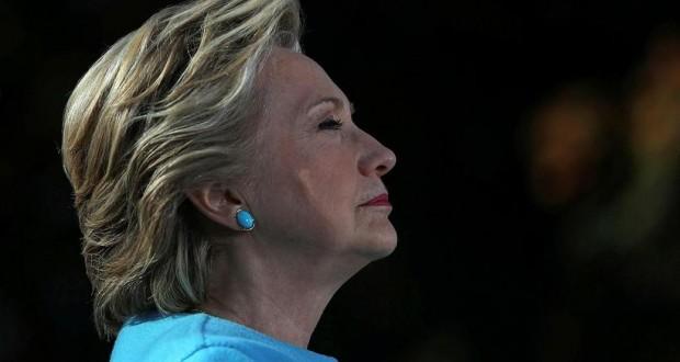 Hillary Clinton leads Donald Trump