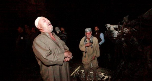 Suicide truck bomb explosion in Iraq: about 100 people killed, mostly Iranian pilgrims