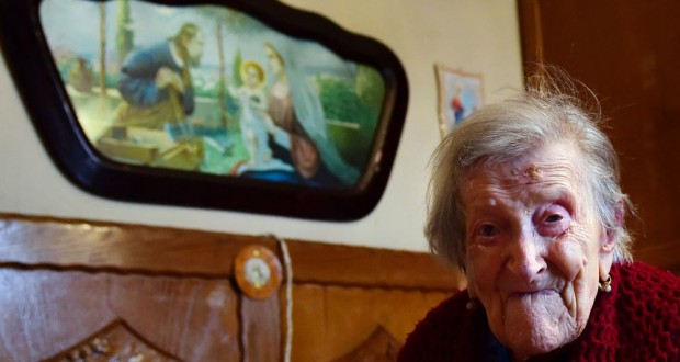 World's oldest person celebrates 117th birthday today