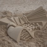 Stunning architectural wonders made just of sand and water