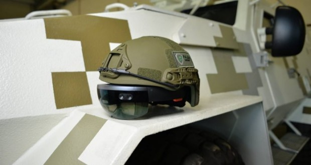 Ukrainian company developed omnidirectional review system for armored vehicles