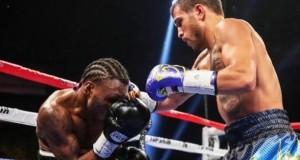 Ukrainian Vasyl Lomachenko beats Nicholas Walters in Las Vegas